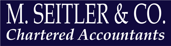 Martin Seitler | Chartered Accountants